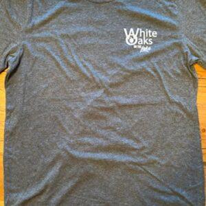 White Oaks Tshirt Front
